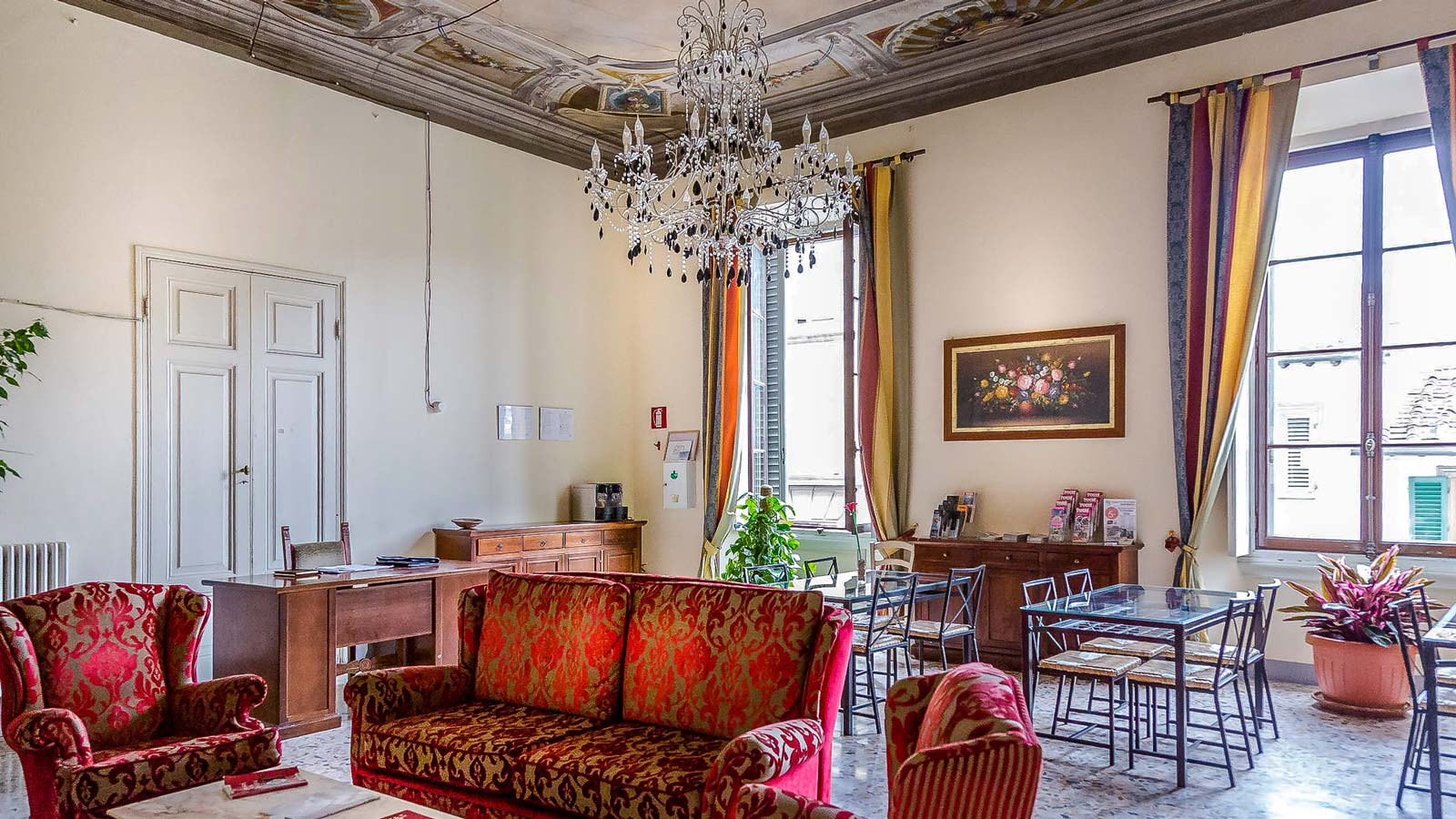 San Frediano Mansion Bed Breakfast Florence Centre